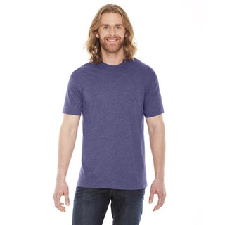 Unisex Heather Imp Purple Short Sleeve T-Shirt