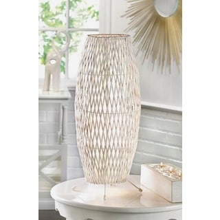 Paradise Crisscrossed Table Lamp