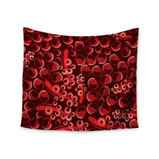 Kess InHouse Maria Bazarova 'Berry' 51x60-inch Wall Tapestry