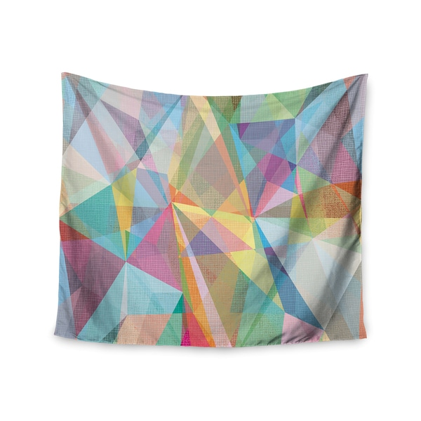 Kess InHouse Mareike Boehmer 'Graphic 32' 51x60-inch Wall Tapestry