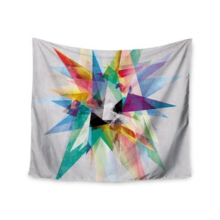 Kess InHouse Mareike Boehmer 'Colorful' 51x60-inch Wall Tapestry