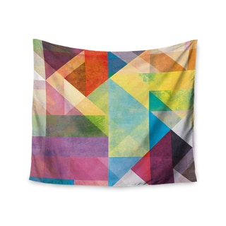 Kess InHouse Mareike Boehmer 'Color Blocking II' 51x60-inch Wall Tapestry