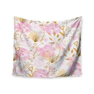 Kess InHouse Li Zamperini 'Spring Time' 51x60-inch Wall Tapestry
