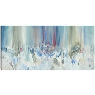 ArtMaison Canada. Sanjay Patel, Dark View, Abstract, Canvas Print Canvas Wall Art Decor, Gallery Wrapped 18X24 - 18 x 24