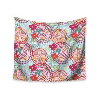 Kess InHouse Louise Machado 'Balls' 51x60-inch Wall Tapestry
