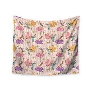 Kess InHouse Laura Escalante 'Magic Garden' 51x60-inch Wall Tapestry