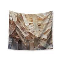 Kess InHouse KESS Original 'Crystal Cluster' 51x60-inch Wall Tapestry