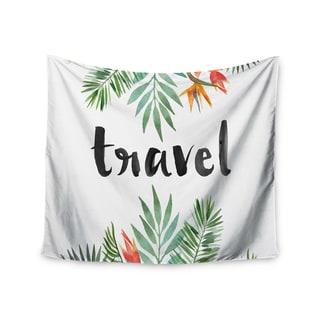 Kess InHouse KESS Original 'Travel' 51x60-inch Wall Tapestry