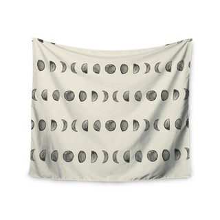 Kess InHouse KESS Original 'Phases Of The Moon' 51x60-inch Wall Tapestry