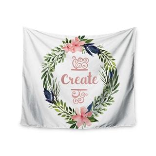 Kess InHouse KESS Original 'Create' 51x60-inch Wall Tapestry