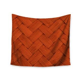 Kess InHouse KESS InHouse 'Chevron Weave' 51x60-inch Wall Tapestry