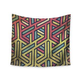 Kess InHouse KESS InHouse 'Deco' 51x60-inch Wall Tapestry