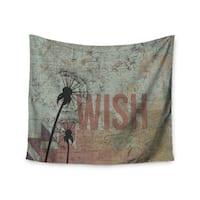 Kess InHouse KESS InHouse 'Wish' 51x60-inch Wall Tapestry