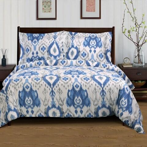 Superior Mountlake 300 Thread Count Cotton Duvet Cover Set