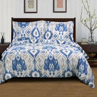 Miranda Haus Mountlake 300 Thread Count Cotton Duvet Cover Set