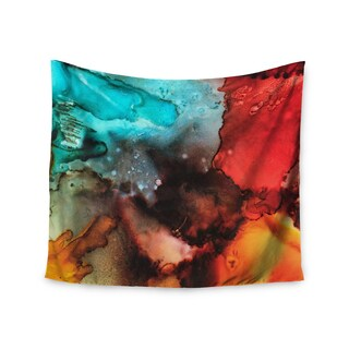 Kess InHouse Abstract Anarchy Design 'Birth Place Of The Heavens' 51x60-inch Wall Tapestry