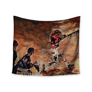 Kess InHouse Josh Serafin 'It's Gone!' 51x60-inch Wall Tapestry