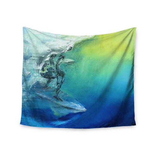 Kess InHouse Josh Serafin 'September High' 51x60-inch Wall Tapestry