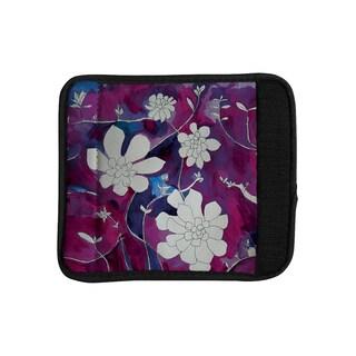 KESS InHouse Theresa Giolzetti 'Succulent Dance III' Luggage Handle Wrap