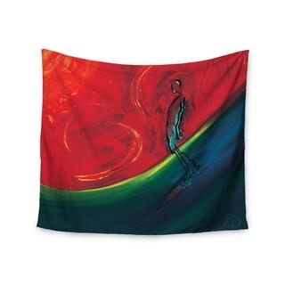 Kess InHouse Josh Serafin 'Glide' 51x60-inch Wall Tapestry