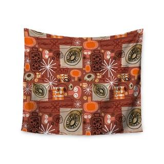Kess InHouse Jane Smith 'Vintage Kitchen' 51x60-inch Wall Tapestry