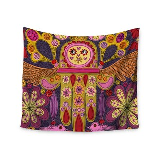 Kess InHouse Jane Smith 'Indian Jewelry' 51x60-inch Wall Tapestry