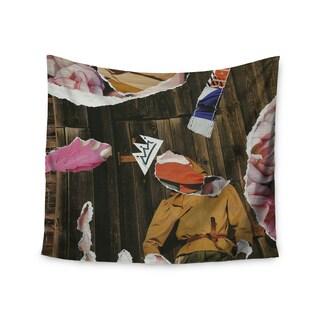 Kess InHouse Jina Ninjjaga 'Autumn' Pop Art51x60-inch Wall Tapestry