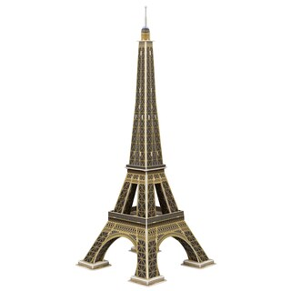 HSI Eiffel Tower 46-piece 3-D Puzzle