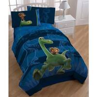 Disney Good Dinosaur Carnivore Twin-size 5-piece Bed in a Bag with Sheet Set