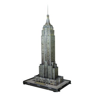 HSI Empire State Building 40-Piece 3D Puzzle