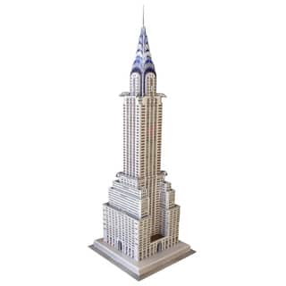 HSI Chrysler Building 90-piece 3D Puzzle|https://ak1.ostkcdn.com/images/products/12106029/P18968022.jpg?impolicy=medium