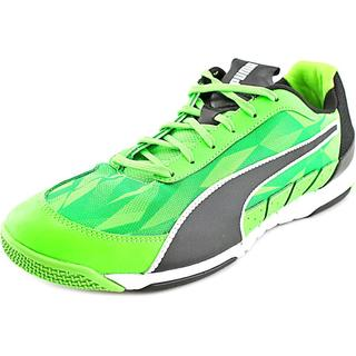 Puma Men's Nevoa Lite 2.0 Green Fabric Athletic Shoes