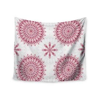 Kess InHouse Julia Grifol 'Geometric Mandalas' 51x60-inch Wall Tapestry
