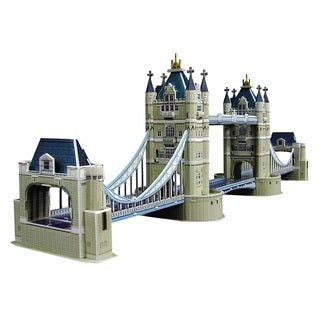 HSI Tower Bridge 112-piece 3D Puzzle