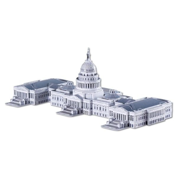 HSI The United States Capitol 159-piece 3D Puzzle