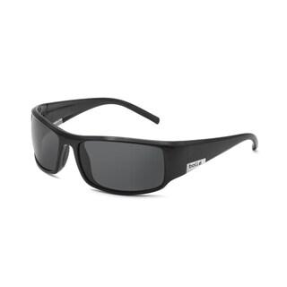 Bolle KING Shiny Black Non-Polar Sunglasses (TNS/8 Base)