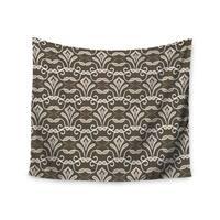 Kess InHouse Julia Grifol 'Deco' 51x60-inch Wall Tapestry