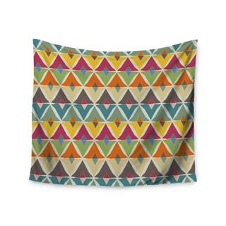 Kess InHouse Julia Grifol 'My Diamond' 51x60-inch Wall Tapestry