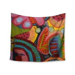 Kess InHouse Jeff Ferst 'Tropic Delight' 51x60-inch Wall Tapestry