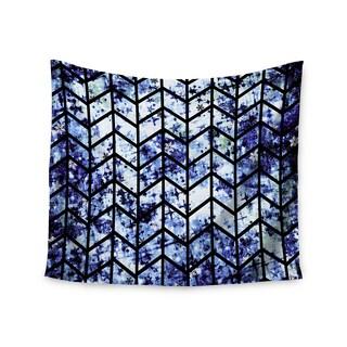 Kess InHouse Ebi Emporium 'Chevron Wonderland II' 51x60-inch Wall Tapestry