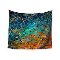 Kess InHouse Ebi Emporium 'Eternal Tide II' 51x60-inch Wall Tapestry