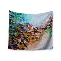 Kess InHouse Ebi Emporium 'Winter Retreat' 51x60-inch Wall Tapestry