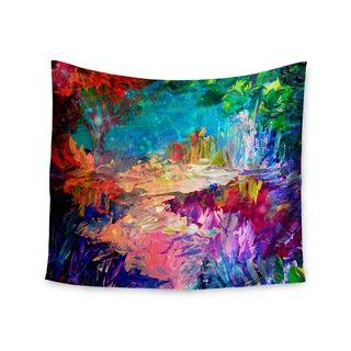 Kess InHouse Ebi Emporium 'Welcome to Utopia' 51x60-inch Wall Tapestry