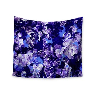 Kess InHouse Ebi Emporium 'Floral Fantasy' 51x60-inch Wall Tapestry