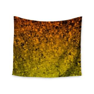 Kess InHouse Ebi Emporium 'Romance Me in Tangerine' 51x60-inch Wall Tapestry