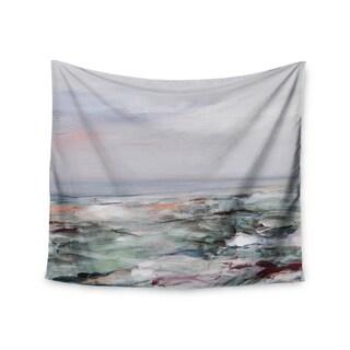 Kess InHouse Iris Lehnhardt 'Coastal Scenery' 51x60-inch Wall Tapestry