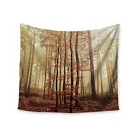 Kess InHouse Iris Lehnhardt 'Autumn Again' 51x60-inch Wall Tapestry