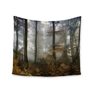 Kess InHouse Iris Lehnhardt 'Forest Mystics' 51x60-inch Wall Tapestry
