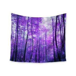 Kess InHouse Iris Lehnhardt 'Magic Woods' 51x60-inch Wall Tapestry