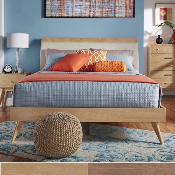 Mid Century Modern Bed: Shop MID-CENTURY LIVING Penelope Danish Modern Tapered